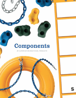 Superior Playground Components Catalog
