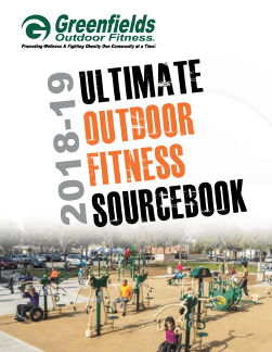 Greenfields Commercial Outdoor Fitness Equipment Catalog
