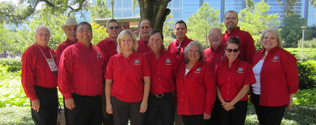 Kraftsman team of professional fun builders in Spring, Texas