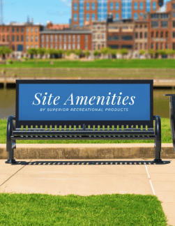 Superior Commercial Outdoor Furniture and Park Amenities Catalog