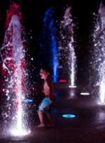 Commercial Aquatic Playground Equipment